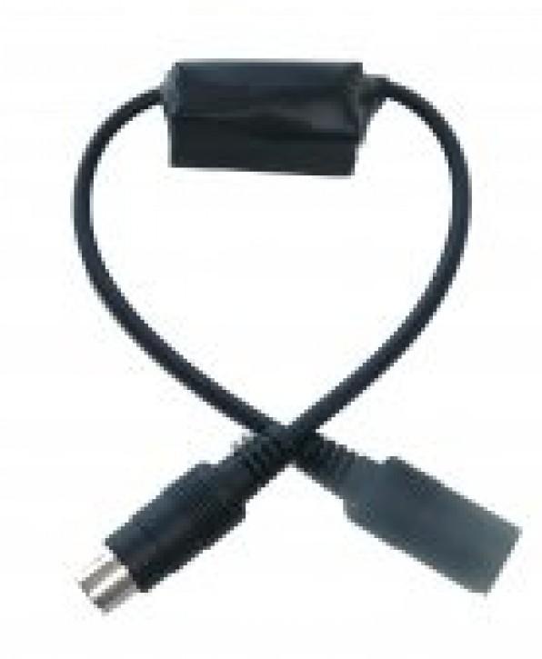 KT-AEF-0401  Audio - Entstörfilter für baehr Radio