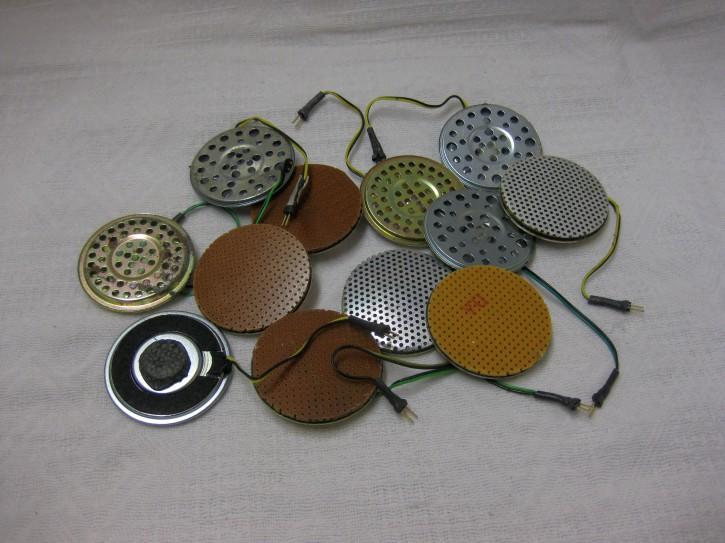 baehr FLS-02-00 Helm-Lautsprecher Set 2 Stk.gebraucht