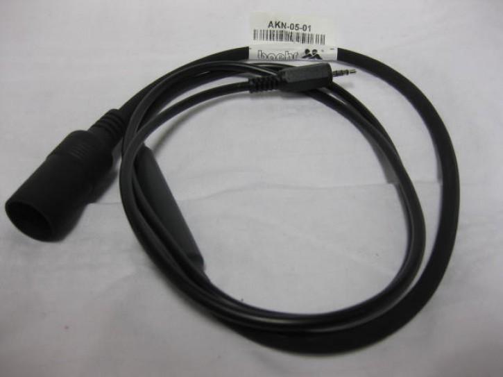 KT-AKN-0501 Adapterkabel-Navigation, TOMTOM RIDER auf Universalschnittstelle ohne Potentialtrennung