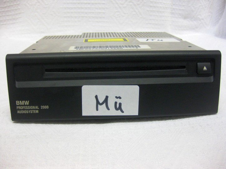 BMW-K1200LT-CD-Radio-MÜ
