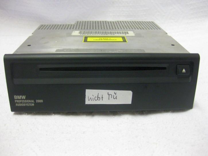 BMW-K1200LT-CD-Radio-nicht-MÜ  (1999-2003) BE653425008720 BMW Professional 2000 audio System