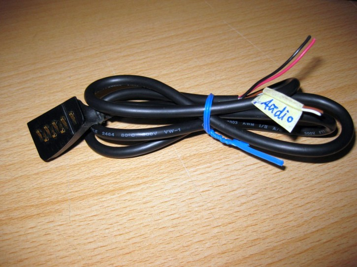 GARMIN 016868 Kabel mit offenen Enden (Strom/Audio)