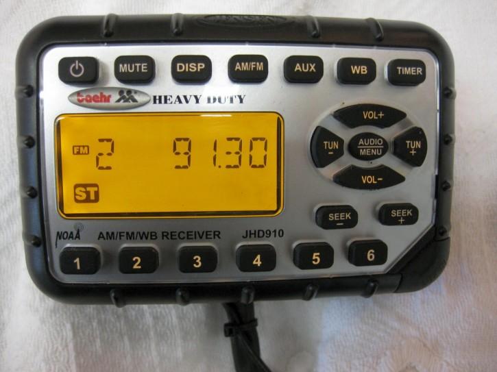 baehr Radio ZK-BRJ-0100-gebraucht