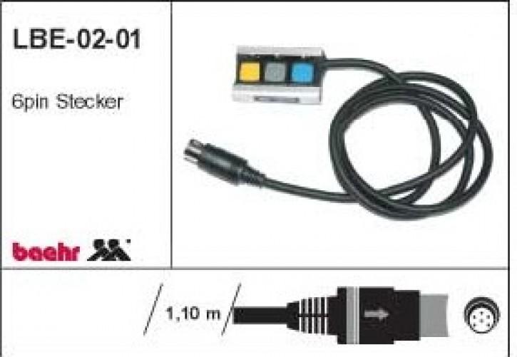 KT-LBE-02-01  Lenkerbedienelement für Gespannanlage