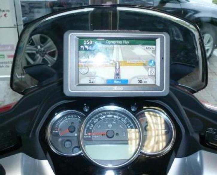 Motorrad Cockpit-Universal-Halter