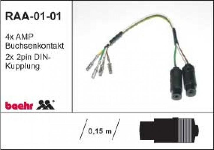 KT-RAA-01-01 Radio-Adapter für BMW R1150RT