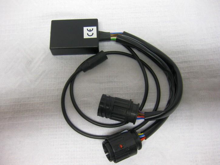 KT-RUP-0101 Radioumschalter BMW K1200LT Anlage