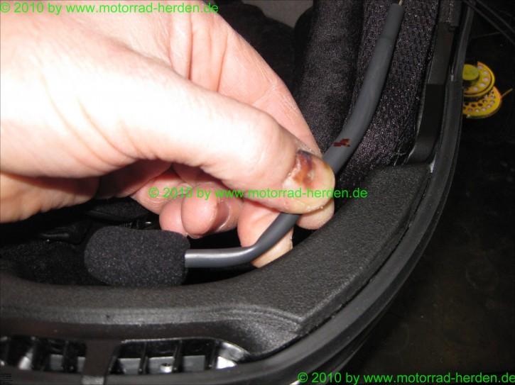 FEI-0100 Fachgerechter Einbau in Integral-Helm