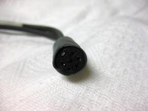 KT-AKF-0302 20cm Adapter Funk, PMR auf Universalschnittstelle, Y-Verbindung 6p K / 5p S / 6p K
