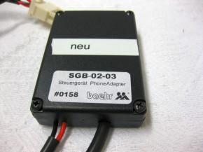 baehr KT-BPU-02-03 Phone Adapter gebraucht