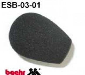 KT-ESB-0301 Ersatz Schaumstoff für Bügelmikrofone