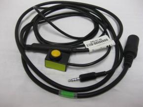 KT-AKI-01-00 Adpaterkabel iPhone (3, 36, 3GS, 4) mit Rufannahmetaste