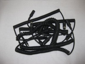 KT-SPK-0103-gebraucht Spiralkabel für Helmanschluss