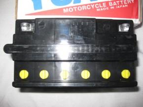 YUASA YB16-B Motorradbatterie