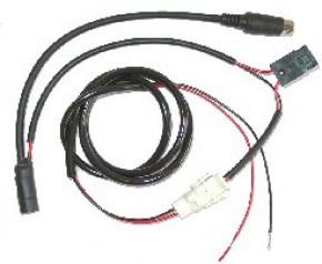 KT-SAK-0101 Strom- und Audioadapterkabe