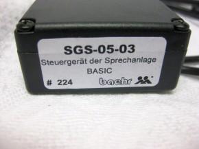 baehr basic SGS-05-03 #224