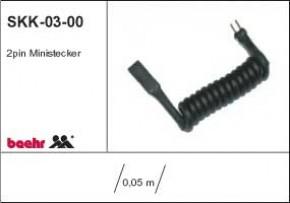 KT-SKK-0300 Mini-Spiralkabel