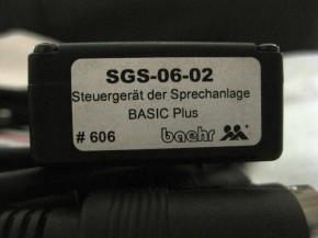 baehr basic plus LCS-06-02 Steuergerät NEU
