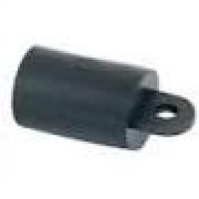KT-SSK-0701 Staubschutzkappe mit Verlierschutz für DIN 5p+6p Kupplung